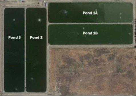 Wastewater municipality saves $6m by reducing lagoon biosolids